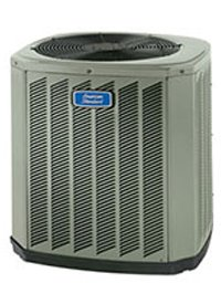 A reliable heat pump for quiet home comfort.