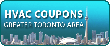 HVAC Coupons in North York and in the Greater Toronto Area